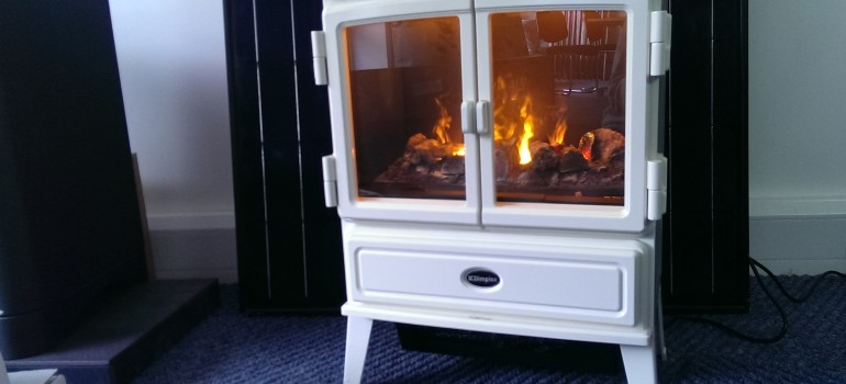 Opti-myst Electric Stove