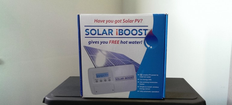 The Solar iBoost