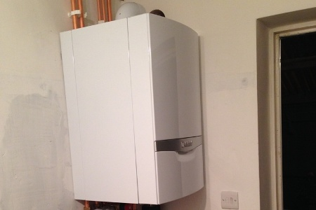 Vaillant Gas Boiler Installation