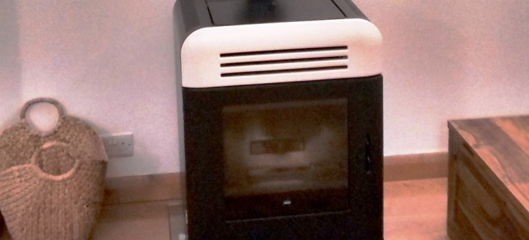 MCZ Thema Air' Wood-pellet Stove