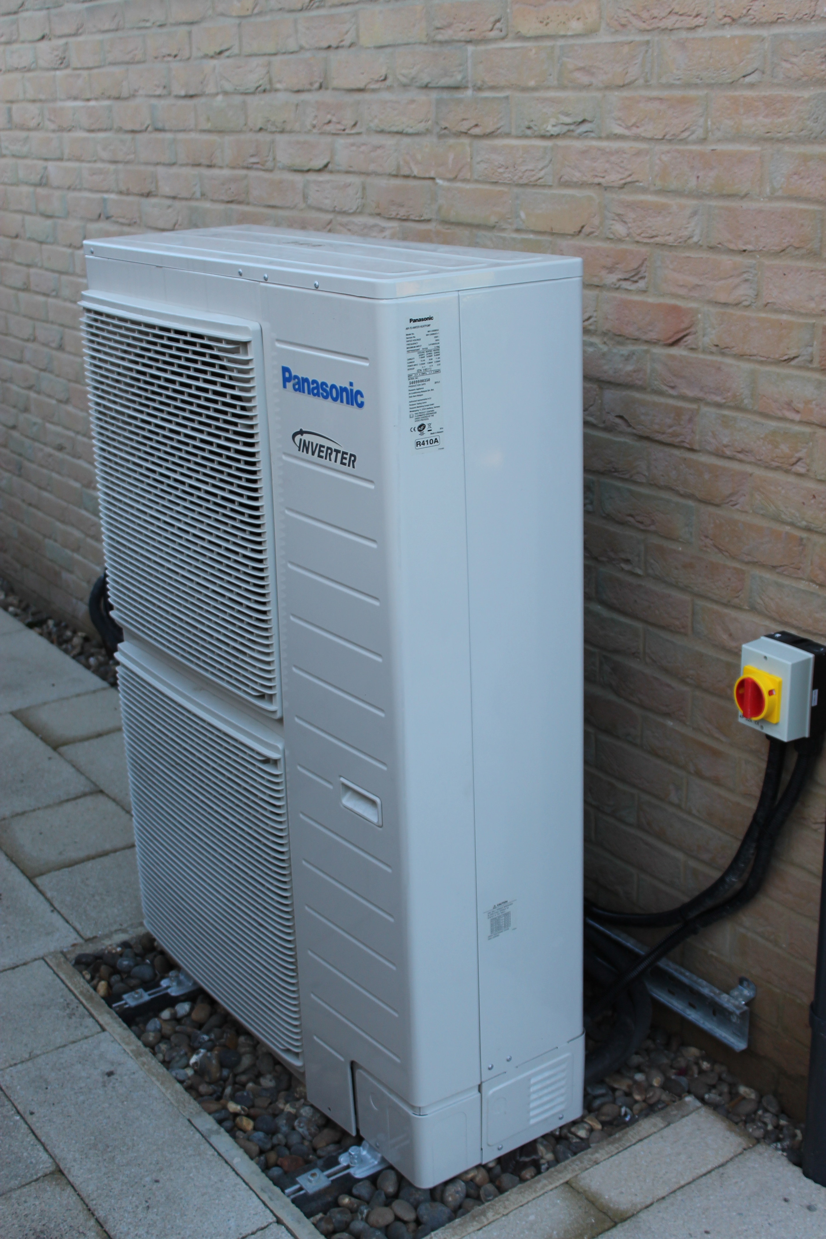 Panasonic-Air-Source-Heat-Pump-Installed-Eco-Installer-Cambs