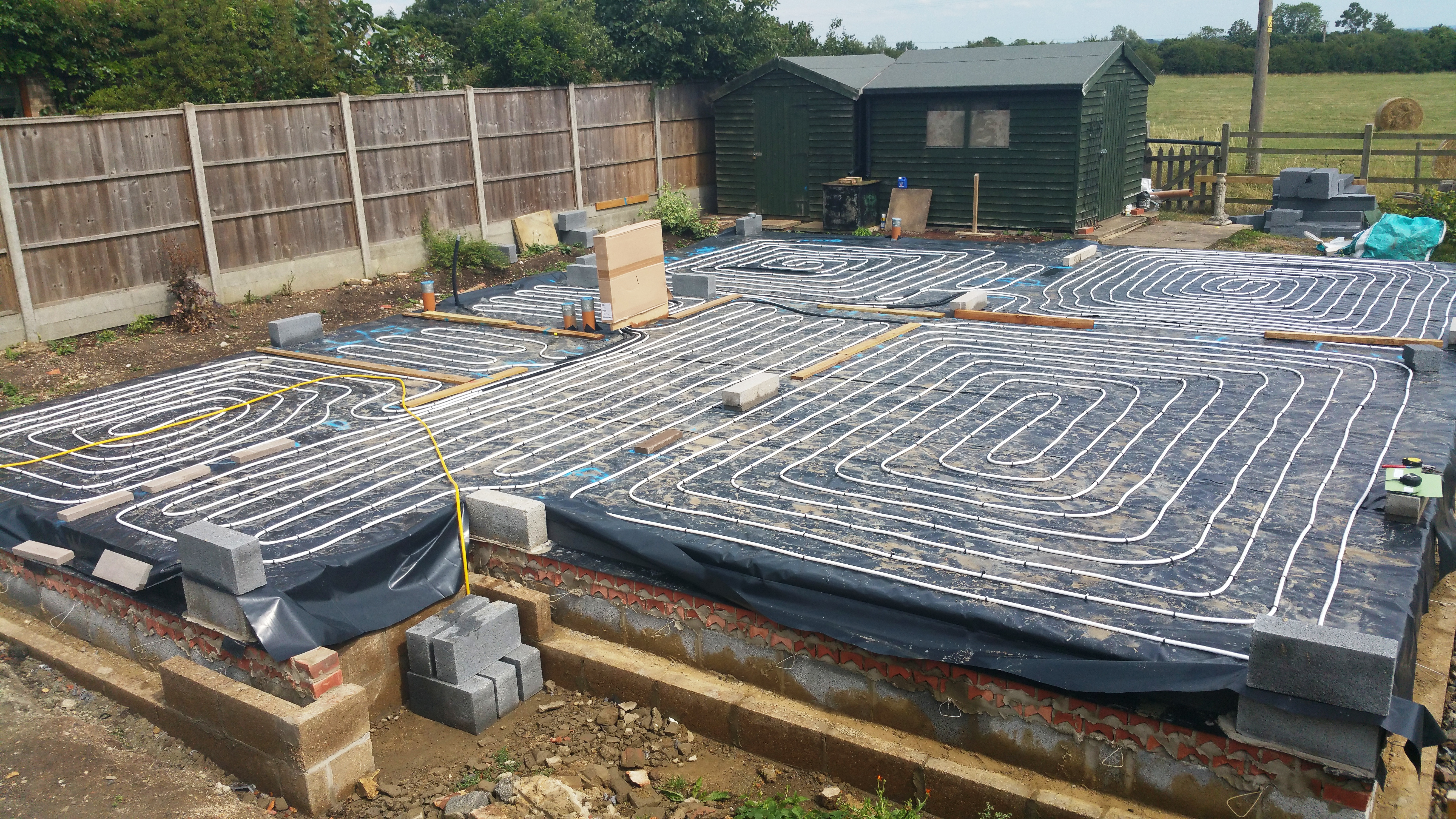 Under-floor-heating-new-build-Eco-Installer-Cambridge