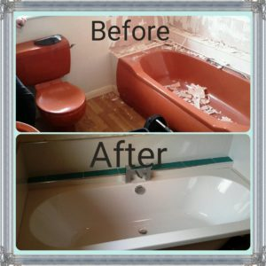 Before-after-bath-Eco-Installer-Cambs